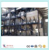 Cadena de producción de procesamiento por lotes por lotes automática de la pelotilla de Aquafeed