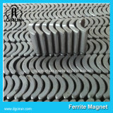 Energía libre del arco de la dimensión de una variable de la ferrita de los imanes de cerámica de encargo del motor