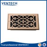 Het Traliewerk van het Register van de Vloer van de Lucht van Ventech voor het Gebruik van de Ventilatie