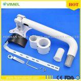 Brazo intraoral del metal del montaje de cámara del equipo dental