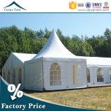 Outdoor EventのためのアセンブルGazebos Pagoda Tentへの10%の割引Sale Easy