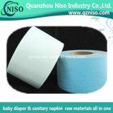 Cinturino elastico di Strethable per le materie prime del pannolino del bambino