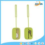 Chaîne principale de sac de carte de silicones de rectangle pour des achats