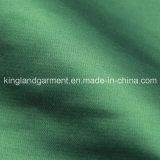 De polyester incendie en soi/tissu vert ignifuge ignifuge de satin