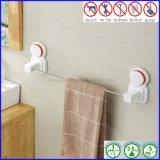 ホテルのステンレス鋼の壁に取り付けられた浴室単一タオル棒