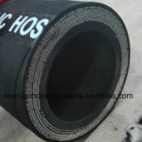 Gewundenes Hochdrucköl-flexibler hydraulischer Gummischlauch mit R13