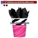 El producto Coffeetea de papel disponible del partido ahueca la taza de café (BO-5547)
