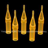 Fuentes plásticas disponibles al por mayor de las extremidades de la aguja del tatuaje
