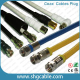 75 UL Ce омов коаксиального кабеля RG6 Rg59 Rg7 Rg11 CT100 17vatc 19vatc спутника CATV Smatv