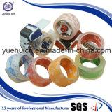 Wasserbasierter Acrylkleber BOPP oder Kristallklebstreifen