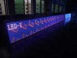 Tela de exposição ao ar livre impermeável do diodo emissor de luz do futebol do estádio P16 para anunciar