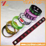 Fördernde KlapsWristbands mit Farben-Drucken (YB-SL-03)