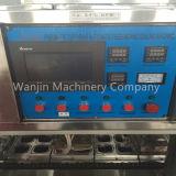 Cuvette remplissant remplissage automatique de cuvette de glace/yaourt/eau et machine de cachetage