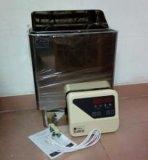 9kw сушат подогреватель 380V Sauna для ванны дома СПЫ