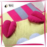 100%年の綿のブタによって印刷される乳液のメモリ泡の寝具の枕