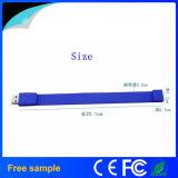 De Stok van het Geheugen van de Armband van het Silicone van de Prijs USB van de fabriek 2GB 4GB