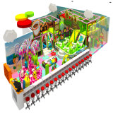Спортивная площадка супермаркета крытая мягкая для малышей