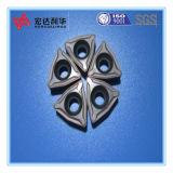 고품질 강철 절단을%s Indexable 탄화물 CNC 삽입