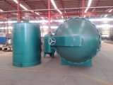 熱い販売の自動Cotrolの材木の処置機械