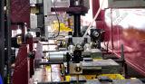 Máquina de fatura de derramamento da sapata do plutônio do poliuretano única