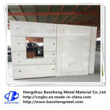 Wall를 위한 미리 틀에 넣어 만들어진 Concrete Steel Reinforced Lightweight AAC Panels