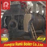 Caldera de vapor horizontal del horno de estrato fluidificado de la eficacia alta con Gsa encendida