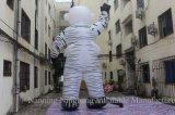 Astronaute gonflable personnalisé de dessin animé pour la promotion