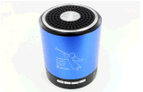 De nieuwe Spreker Bluetooth van de Legering van het Aluminium van de Stijl Draadloze