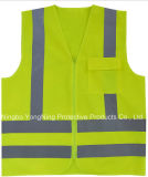 Safety Vest Overall with Reflective Safety Vest