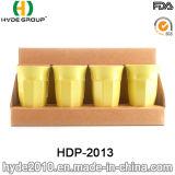 400ml 생물 분해성 플라스틱 대나무 섬유 컵 (HDP-2013)