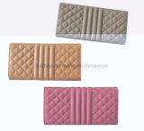 Бумажник конструкции способа/популярная повелительница Бумажник с славными Embriodery и Hareware