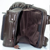 Chubont贅沢な牛革バックパック、毎日の使用のための旅行Bapck