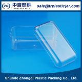 Neues Vierecks-Plastikschokoladen-Kasten