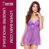 Más el tamaño de las mujeres atractivas de la ropa interior (L27989-1)