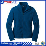 Weiche warme leichte der Großhandelsfrauen Voll-Machen Vlies-Umhüllung Reißverschluss zu (YYLR113)