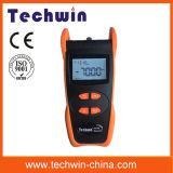 Techwin optische Energien-Messinstrument-optimale Optikfaser-Prüfvorrichtung Tw3208