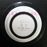 rilievo senza fili del caricatore del trasmettitore antiscorrimento del metallo dell'uscita 1.5A per il telefono astuto
