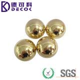 Bola de cobre amarillo sólida y bola de cobre hueco con alta calidad y precio bajo