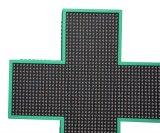 Le double de croix de pharmacie de la qualité LED a dégrossi