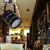 Het Licht van de LEIDENE Vlek van het Spoor voor de Verlichting van de Winkel/van de Opslag van Kleren