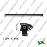 72W Mini LED Light Bar van LED Lighting Bar, LED Car Light