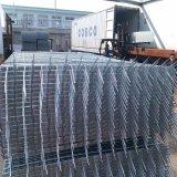 Cercas galvanizadas de Fortaleza de la INMERSIÓN caliente con la reja de acero para Venezuela