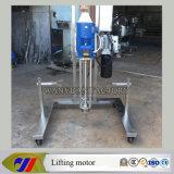 Hydraulischer Aufzug-Hochgeschwindigkeitszerstreuenmischer Mulsion Motor