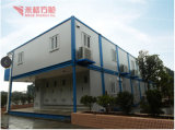 マルチ床20フィートはオフィスの使用法のための移動式/Modularの容器の家を組立て式に作った