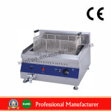 30LTR Electric Table Top Fryer con Drain Tap con CE
