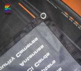 Drapeau polychrome de tissu de polyester tricoté par 110g d'impression (SS-FB2)