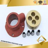 Ancla tensida poste del concreto de acero Yjm13-2 para la venta