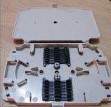 12의 코어 24는 48의 코어 광섬유 결합 쟁반 광섬유 결합 쟁반/광섬유 결합 쟁반/배급 상자/끝 상자/결합 상자를 응어리를 뺀다