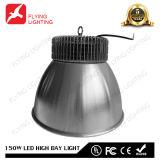 150W alta luz industrial de la bahía del Dob LED