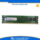 Полное Compatible 512MB*8 16IC 1600MHz PC3-12800 DDR3 RAM 8GB для Desktop